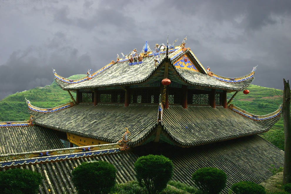fengdu-china
