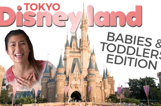 Tokyo Disneyland For Small Kids – Is It Worth It?