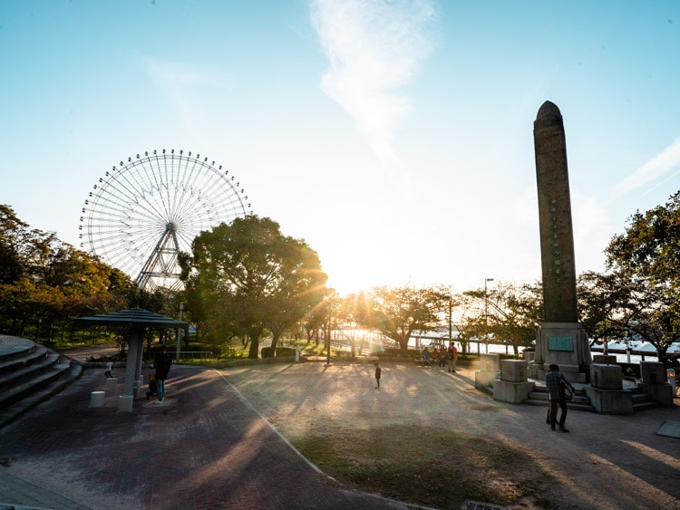 tempozan-park-osaka-with-kids