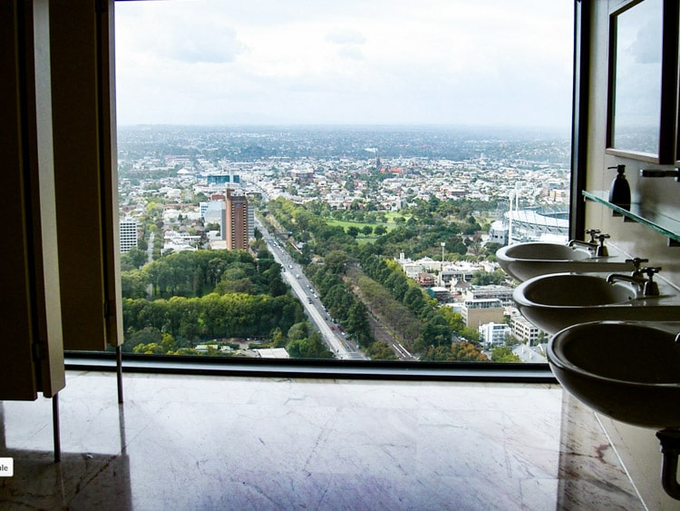 sofitel-melbourne-toilet-view