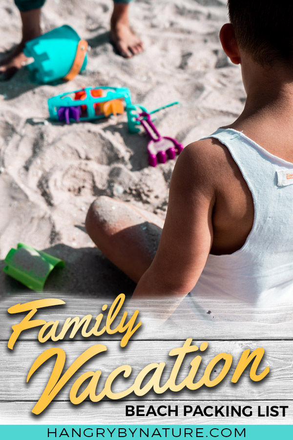 family-vacation-packing-list