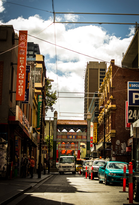 melbourne-itinerary-5-days-chinatown
