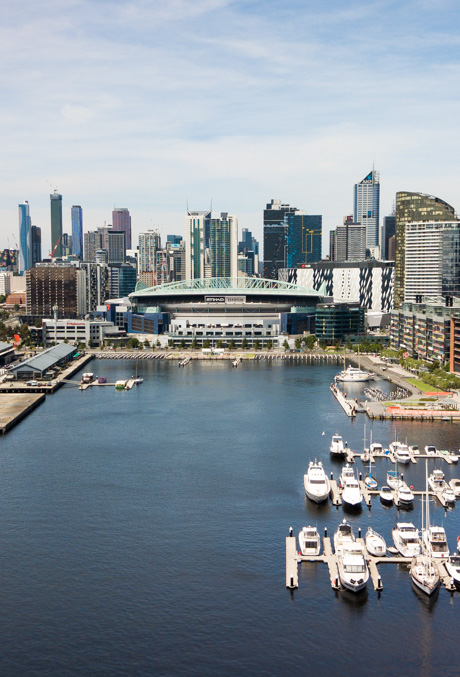 melbourne-city-attractions-docklands