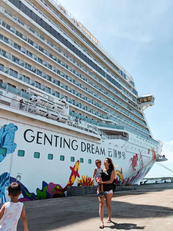 genting-dream-cruise-itinerary
