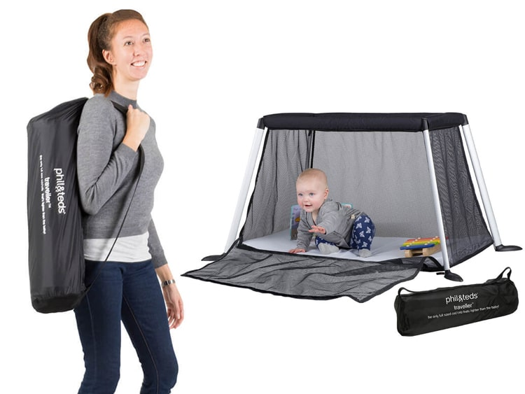 portable-baby-sleeper